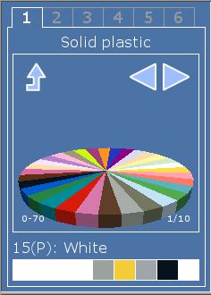 LDCad Color Bin