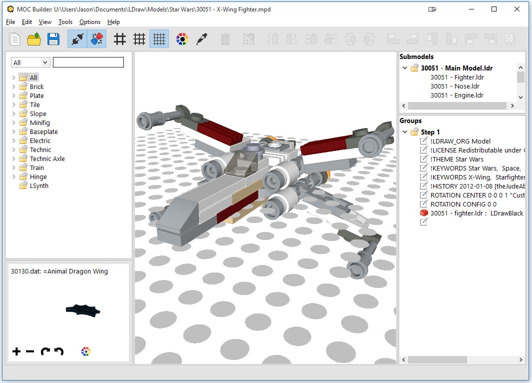 LEGO Building / Design / CAD Software – Page 5 – Jason